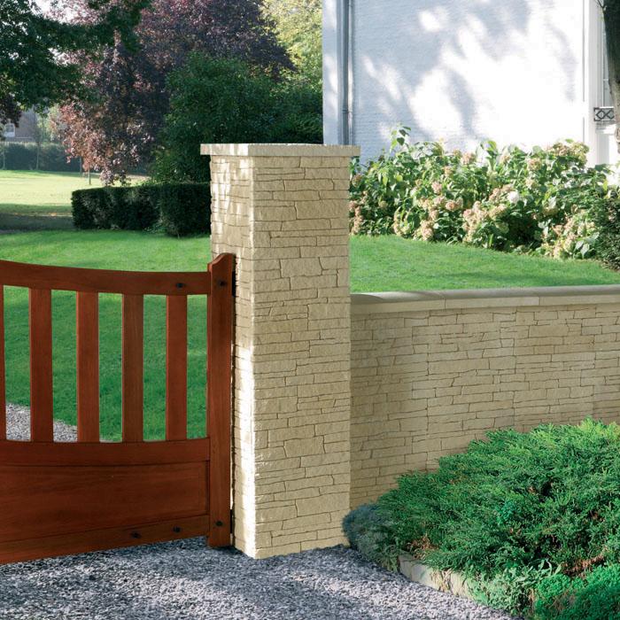 kit pilier pierre s che idb pierdor. Black Bedroom Furniture Sets. Home Design Ideas
