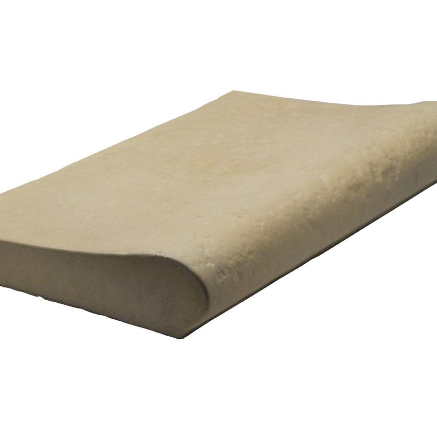 la margelle galb e autour de la piscine pierdor l 39 esprit de la pierre. Black Bedroom Furniture Sets. Home Design Ideas