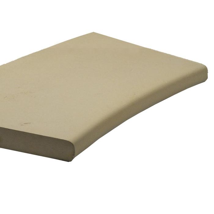 margelle droite 50 33 4 pierdor l 39 esprit de la pierre. Black Bedroom Furniture Sets. Home Design Ideas