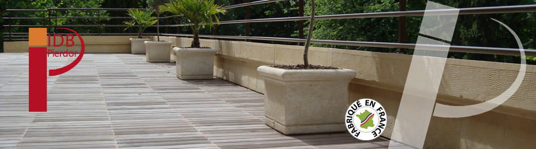 Dalles Stabilisatrices De Plots Pour Terrasse Idb Pierdor