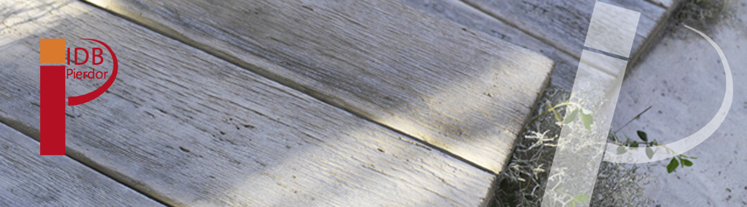 Lame pierre reconstitu e planche bois idb pierdor for Planche de bois exterieur